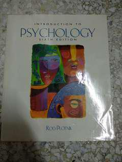 Rod Plotnik - Introduction to Psychology #UNDER90