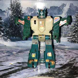 Transformers G1 Vintage - Twin Twist (incomplete - missing weapon) (WYSIWYG)
