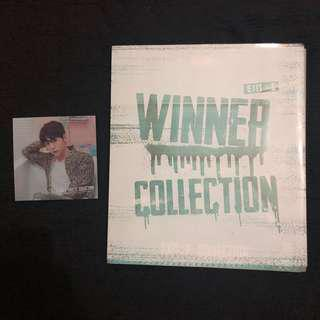 Winner Exit E Collection Photobook