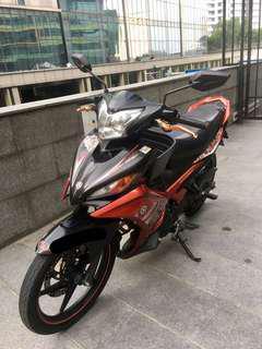 Yamaha 135 Lc 5s Good Condition