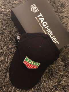 TAG HEUER official cap - New Authentic still in box