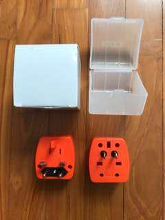 Universal Travel Adapter Brand New in Box