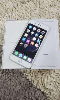 iPhone 8 Plus 64gb silver (used)