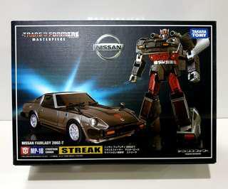 MISB Transformers Masterpiece Streak (MP-18)
