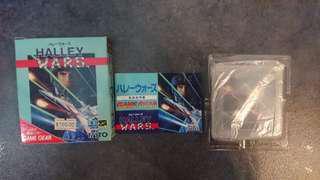 Game Gear 遊戲帶 Halley Wars 二手 $60