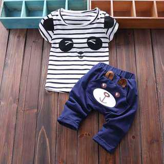 🚚 Baby Clothes Set
