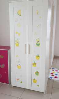 Ikea Brimnes 2 Door Wardrobe