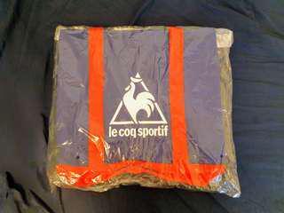 Le coq sportif tote bag, 全新Le coq sportif 袋