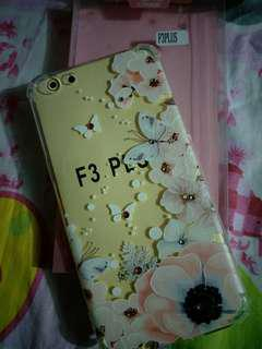 Oppo f3 plus jelly cellphone case