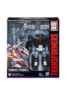 Transformers Generations Power of The Primes Evolution Nemesis Prime