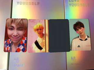 [WTT] BTS Love Yourself Answer