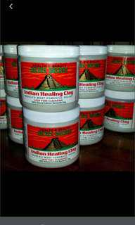 CLEARANCE AZTEC INDIAN HEALING CLAY 1lb