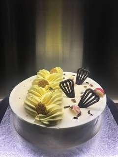 Durian Cake II