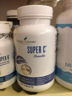 Young Living super C chewable