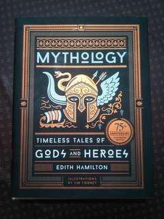 Mythology 75th Anniversary Illustrated Edition | Edith Hamilton
