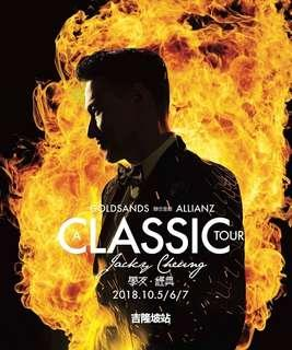 Jacky Cheung 6th Oct Gold