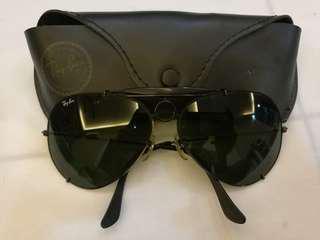 B&L USA Rayban Sharpshooter II Black Chrome