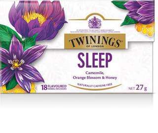 TWININGS SLEEP