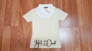 Baju Kemeja Polo Anak - Remaja - Wanita