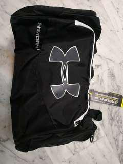 Under armour ua storm duffel duffle sports sling bag