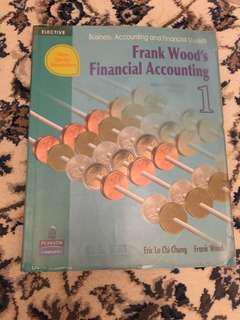 frank wood introduction tk accounting