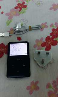 IPOD CLASSIC A1238 80GB MP3 黑色