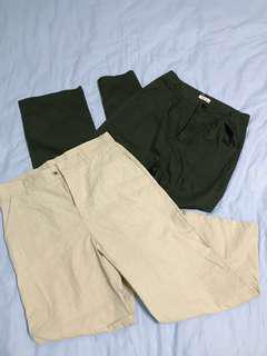 🚚 流行寬褲🧡