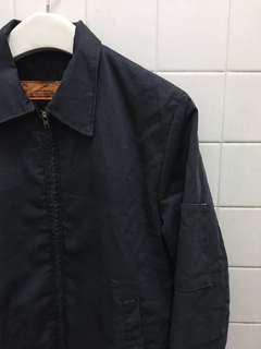 Vintage work wear usa zip jacket