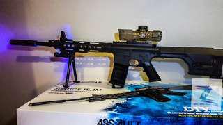 AR Assault Toy Gun