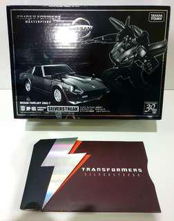MISB Transformers Masterpiece Sliverstreak (MP-18S)