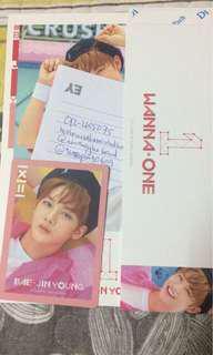 Tbo pink jinyoung full set