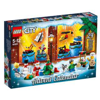 60201 LEGO City Advent Calendar (Christmas)