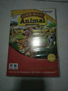 Jump Start Animal Adventures
