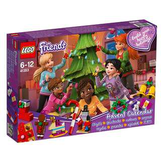 41353 LEGO Friends Advent Calendar (Christmas)
