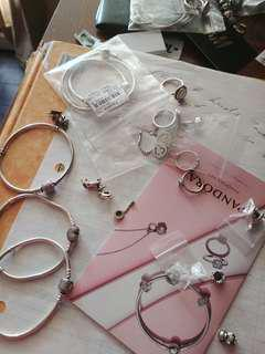 Hundreds of pandora items lots to choose from