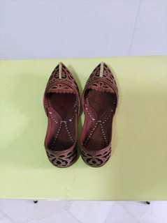Leather Shoes (length 25cm)