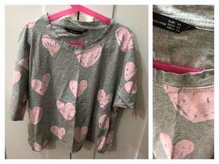(New)Printed Top 上衣