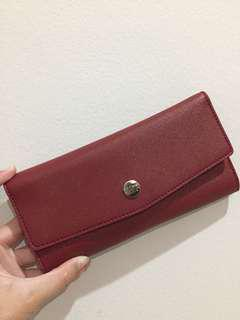 Dompet Maroon Sophie Martin