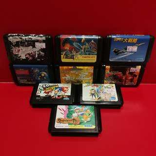 Sega Megadrive Lot