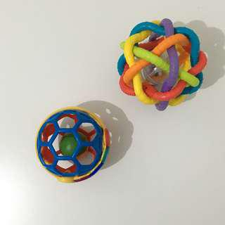 Take-all Newborn and Infant Sensory Balls O-Ball