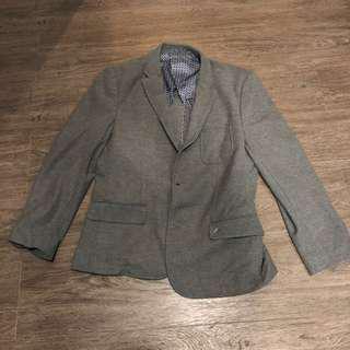 Daniel Hechter Grey Jacket