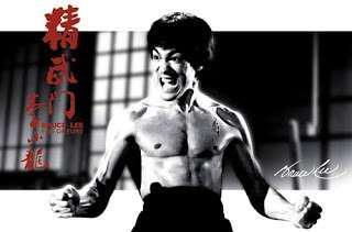 """Vintage Bruce Lee Fist of Fury 6"""" Figure"""