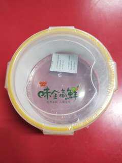 🚚 圓形保鮮盒
