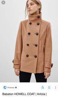 Babaton Howel Coat XS