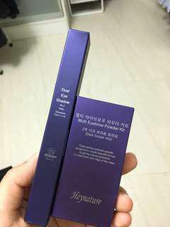 韓國 Heynature Dual eye shadow pen 眼影筆