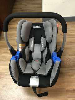 Sparco F300K 汽車安全座椅 提籃