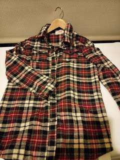 H&M棉質襯衫