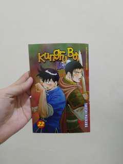 Komik Kungfu Boy Legend