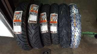 CST MAXXIS TIRE for scooter 100/80-14