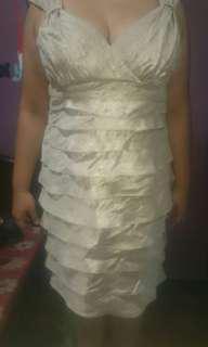 London style formal dress